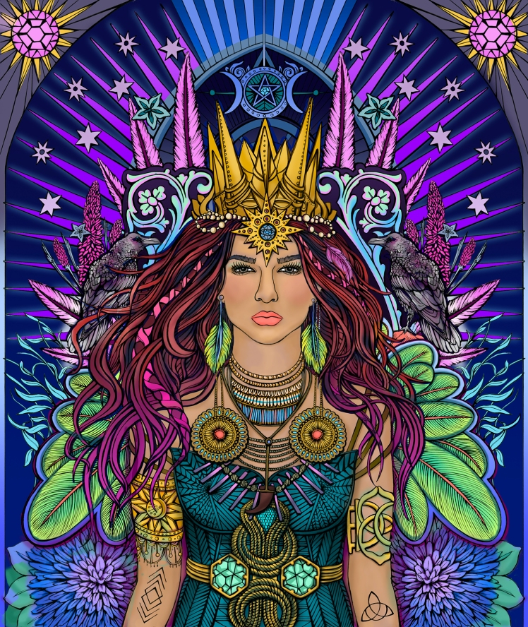 QUEEN_MOTHER_GODDESS-color2